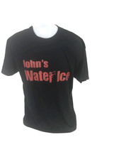 John's Water Ice Family Business Men's T-Shirt Philadelphia Philly Tradi... - $13.98