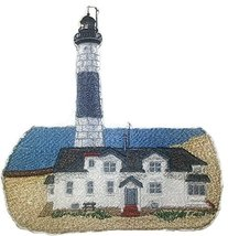 """""""Captain I See The Light"""" Custom and Unique Lighthouse[ Big Sable Point ... - $21.77"""