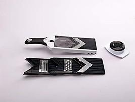 RTMAX Vegetable Chopper Slicer Dicer, Vegetable Julienner, adjustable ma... - $21.99