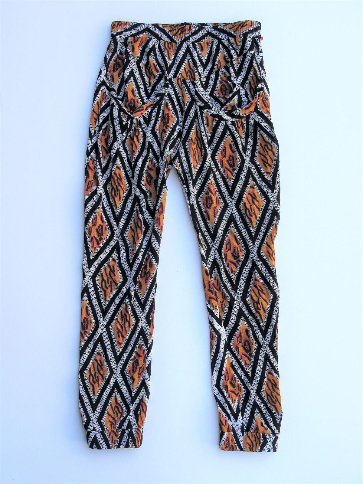 Pants Joggers Flynn Skye Perfect Abstract Printed 1 XS $145 MSRP
