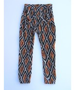Pants Joggers Flynn Skye Perfect Abstract Printed 1 XS $145 MSRP - $53.46