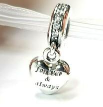 Authentic Pandora Charm My Beautiful Wife Heart Locket #791524CZ - $18.00