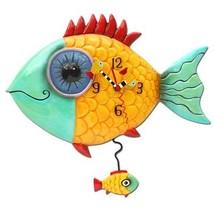 Wide-Eyed Fishy Clock Allen Studio Designs - $85.96