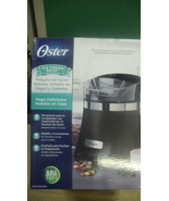 Osyter   Ice Cream, Frozen Yogurt & Sorbet Maker by Oster-1.5 QT/ FRSTI... - $40.00