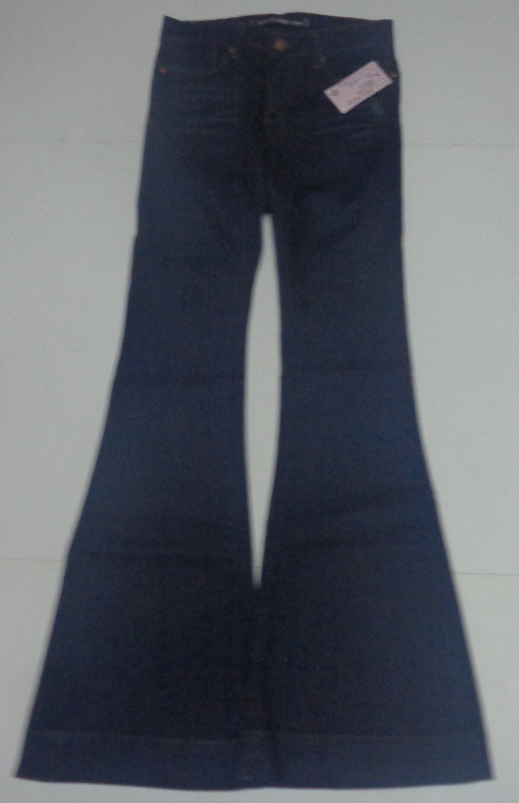 Hollywood Million Denim Girl's Jeans Mary Mary SZ 26 Blue NWT Flare