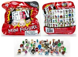 "FGTeeV Mystery Figure 2.5"" - Assorted - $8.41"