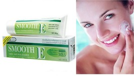 Smooth E Cream Scars Anti Aging Wrinkles Acne Spot Mark Vitamin E Aloe Vera - $8.72+