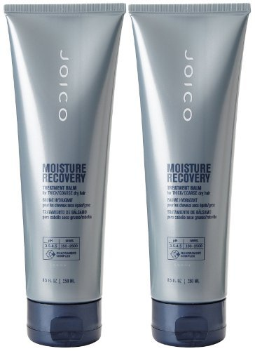 Joico Moisture Recovery Treatment Balm, 8.5 oz, 2 pk