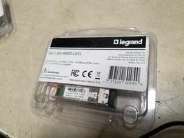 Legrand Cisco GLC-SX-MMD Compatible 1000Base-SX MMF SFP (mini-GBIC) Tran... - $28.50