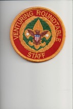 Venturing Roundtable Staff patch - $4.16