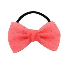 2PCS Kids Cute Elastics Hair Ties Ponytail Holder Accessories Girls Hair... - $13.05