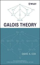 Galois Theory by Cox, David A. - $43.95