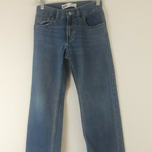 Levi's Boys 505 Regular Jeans  MEDIUM WASH Size 12R  26 X 26 - $14.85
