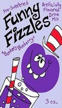 """Funny Fizzles """"Bonkers Blueberry"""" Magnet - $5.99"""