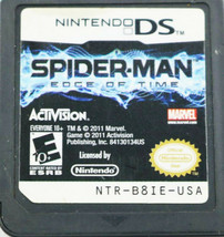 DS - Spider-man - Edge of Time - Cartridge Only - Cartridge Only - $8.69