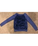 COLD CRUSH WOMEN'S SWEAT SHIRT SZ M EUC - $29.69