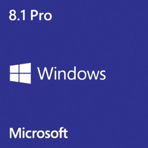 Microsoft Windows 8.1 Pro Professional Retail key activation code win 8.... - $15.99