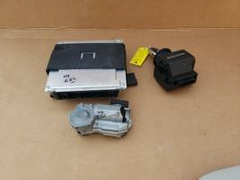 04 Mercedes E500 CLK500 Engine Computer Ignition Switch FOB ECU EIS ISL Set