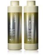 Joico Blonde Life Brightening Shampoo & Conditioner 33 oz. LITER SET - $49.49