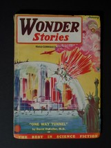 Wonder Stories [January 1935] - Low grade - $30.00