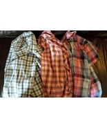 Boys Buttpn Up GAP shirts size XXL - $9.49