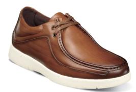 Stacy Adams Shoes Hanley Moc Toe Mid Lace Up Hybrid Footwear Cognac 2529... - €82,07 EUR