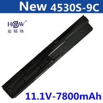 HSW 7800MaH battery for HP ProBook Probook 4330s 4435s 4446s 4331s 4436s 4530s - $82.70