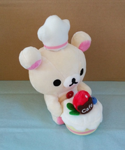 Rilakkuma Cafe Series Plush - Korilakkuma Pastry Chef - $39.49