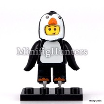 Custom Penguin Man Minifigure Series Collectable Mascots fits Lego minifigs - $3.49