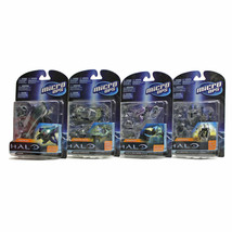 4 HALO Micro Ops | Warthog & Mongoose | Ghost vs Wolf | ODST Drop Pods |... - $123.70