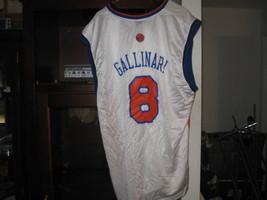NY KNICKS DANILO GALLINARI ROAD JERSEY(XL )  - $19.99
