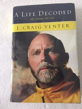 A Life Decoded My Genome: My Life by J. Craig Venter Signed Autographed ... - $79.99