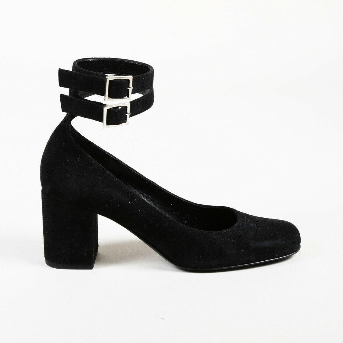 8027fb1535 Saint Laurent Suede Block Heel Pumps SZ 35.5 - $205.00 · Advanced search  for Ysl Yves Saint Laurent Shoes