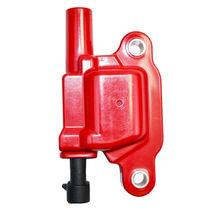 "Chevrolet GM GMC LS LSX LS1 LS2 LS3 LS6 8 Coils & 8"" 8mm Spark Plug Wires D510C image 4"