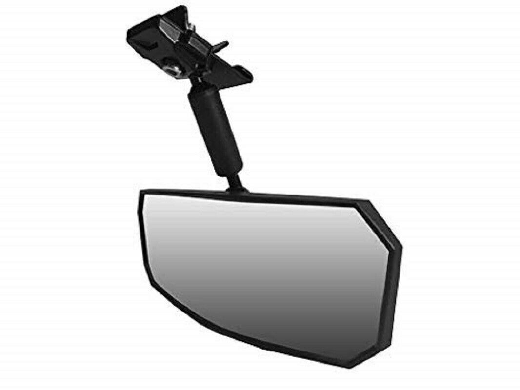New Spike Rear View Mirror Profit Roll Bar Mount for Polaris