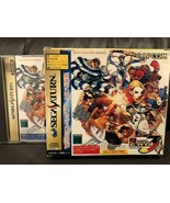 Sega Saturn Street Fighter ZERO3 Extended RAM Bundled Version From Japan - $336.59