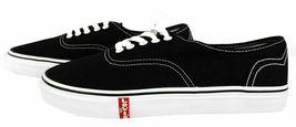 Levi's Men's Classic Premium Casual Sneakers Shoes Rylee 514293-01A Black image 8