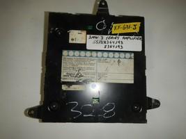 BMW 3 SERIES  AMPLIFIER # 8364193 / 95128364193   (XX-671-J ) - $29.65