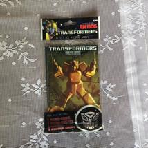 Transformers Fun Pack Micro-Comic Book Micro Comic Poster Tattoo - $2.81