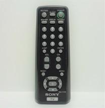 Sony Black RM-Y173 TV Remote KV13FS110, KV20FS12, KV21FE12, KV20FS100, K... - $9.99