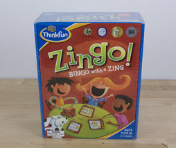 Zingo! Bingo with Zing Game by Thinkfun - $18.99
