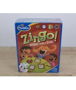 Zingo! Bingo with Zing Game by Thinkfun - $18.99
