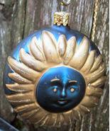 Christborn Germany Blown Glass Sun Celestial Olde World Christmas Ornament* - $16.00