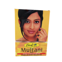 2 Pack Hesh 100grams Multani Miti Skin Cleanser Powder - $7.95