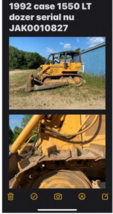 1992 CASE 1550 LT For Sale In Three Rivers, Michigan 49093 image 9