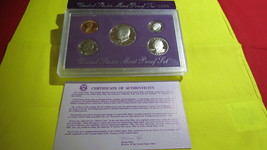 1990 S Proof Set - $10.00