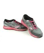 Saucony Women's Grey Pink G Crossfire Size 6 M - $33.16