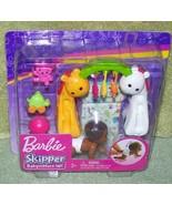 Barbie Skipper Babysitters Inc. Playtime Mini Playset New - $15.50