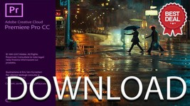 ADOBE PREMIER PRO CC 2018 PORTABLE - ONLY FOR WINDOWS - PRE ACTIVATED - $50.00
