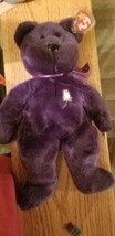 Ty Princess Diana Beanie Buddy Bear 1998. MWMT - $16.82